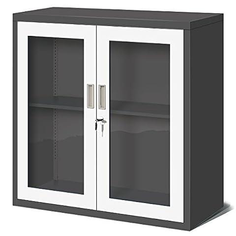Petit placard, classeur, armoire métallique, armoire à pharmacie, cabinet de