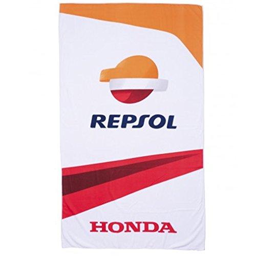 Honda Repsol Moto GP Team Logo Toalla de playa Oficial 2017 549fffa8af8