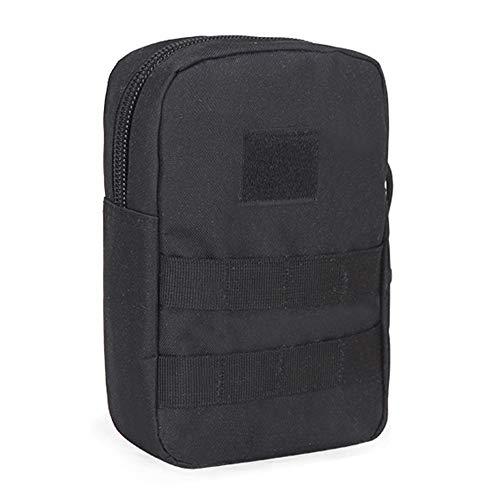 ZAYOO EDC Kompakte Taktische Molle-Tasche kleine Utensilientasche Gadget Gear Organizer Tasche EMT Erste Hilfe Medic Kit