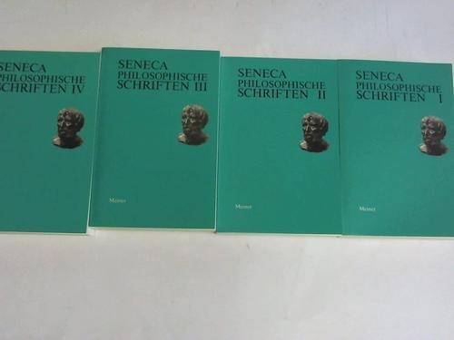 Philosophische Schriften. 4 Bände