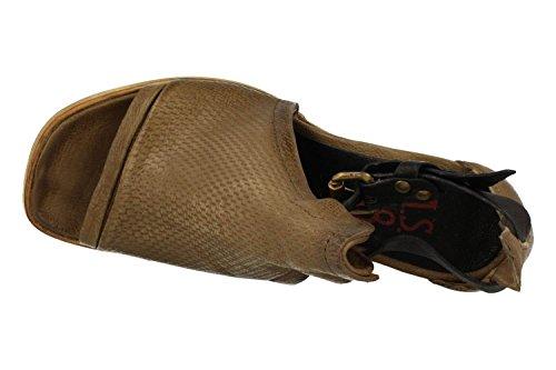 As.98 Brown Sandal 949.005 Marron