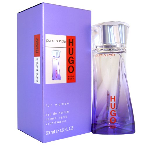 Hugo Boss HUGO PURE PURPLE femme/woman, Eau de Parfum, Vaporisateur/Spray, 50 ml (Parfum Pure Boss)