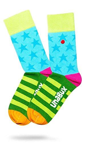 unabux-calze-da-uomo-con-stelle-e-strisce-x2022-blu-verde-multicolore-multicoloured-multicoloured-uk