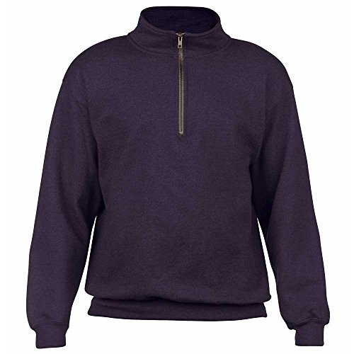 Gildan Mens Heavyblend Vintage 1/4 Zip Sweatshirt