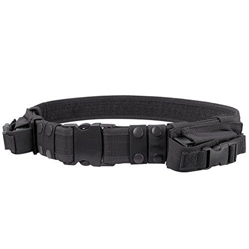 Condor - Cinturón táctico Negro