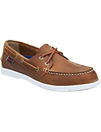 Zapatos Sebago Litesides Two Eye Marron