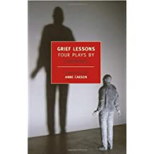 Grief Lessons: Four Plays by Euripides