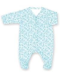 Bemini by Baby Boum Jersey Pyjama (Newborn, Lizie 73 Lagoon)
