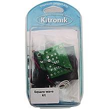 Kitronik temporizador 555Astable Kit de generador de tonos de formación práctica