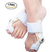 Preisvergleich für Fuß Glätteisen Hallux Valgus Hallux Valgus Korrektur Daumen Bone Orthotics Zehentrenner für Schmerzlinderung