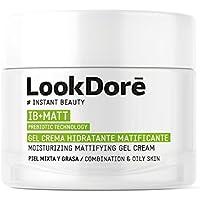 Lookdoré IB+Matt Gel Crema Hidratante Matificante - 75 ml