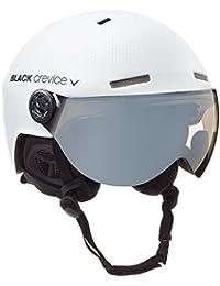 Black Crevice Casco de Esquí Gstaad Hielo S (51-53 cm)