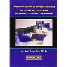 Dirección Y Gestión De Paradas De Planta (Otros títulos)