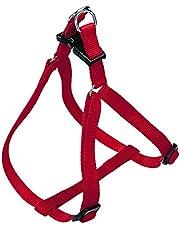 Super Dog Nylon Harness (Red, Small)