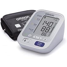 OMRON M3 IT - Tensiómetro de brazo, detección del pulso arrítmico, memoria para dos