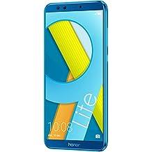 """Honor 9 Lite Smartphone, Schermo 5.65"""" FHD+, CPU: Kirin 659 octa-core con GPU Turbo, 4 GB RAM, Doppia Fotocamera 13 e 2 MP, 64 GB, Blu [Italia]"""