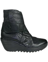 Fly London Yeddo P500084008 - Zapatos de vestir de cuero para mujer