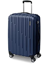 Trolley Medio 65 Cm Spinner 4 Ruote | Roncato Element | 419422-Blu Notte