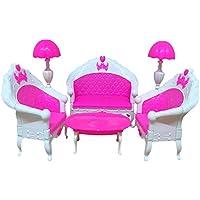 Suchergebnis auf Amazon.de für: barbie wohnzimmer möbel: Spielzeug