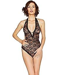 Mio Sexy Monte Cristo Black Lace Body B6033C
