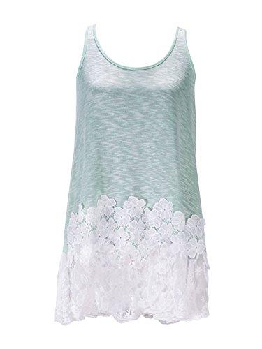 Anna-Kaci - Sweat-shirt - Femme green