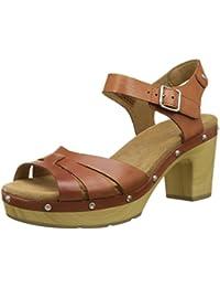 Clarks 261250874, Sandalias de Tacón Mujer