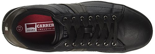 Carrera Play Lth, Basses Homme Noir