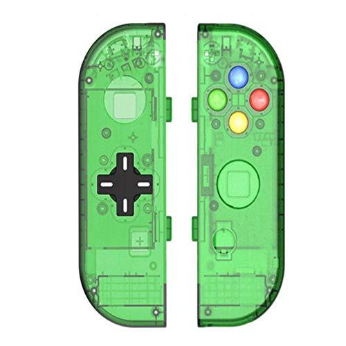 C-FUNN Maniglie Shell Custodia Protettiva Accessori per Nintendo Switch Joy-con Controller - V