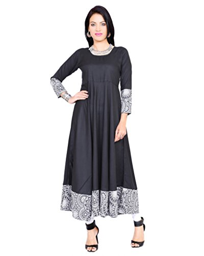 Divena Long kurti for women Party Wear (DK0118-XXL