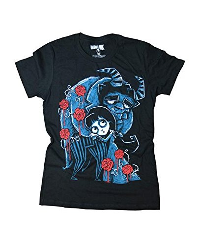 ium Tattoo T-Shirt - Misery & The Beast (Schwarz) (S-L) (XL) ()