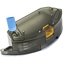 Cecotec Depósito friega Suelos con mopa de Microfibra. Compatible con Robots aspiradores Gama Excellence.