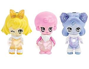 Giochi Preziosi Glimmies GLP022 Figura de Juguete para niños Chica 3 Pieza(s) - Figuras de Juguete para niños, 3 año(s), Chica, China, LR41, 60 mm