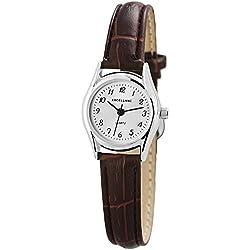 Excellanc Women's Quartz Watch 190022100033 with Leather Strap