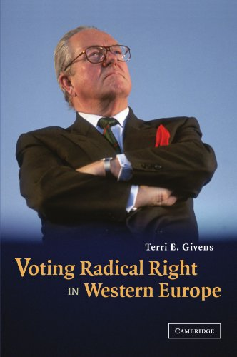 Voting Radical Right in Western Europe Paperback por Givens