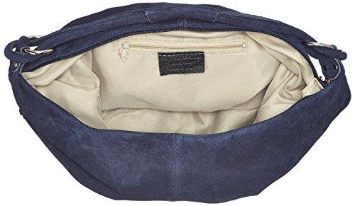 Bags4Less - Monaco, Borsa a tracolla Donna blu (dunkelblau)