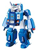 Auldey Super Wings Véhicule Transformable en robot 18 cm 'Paul's Cruiser' + 1 'Transform-a-bot' PAUL- EU720315