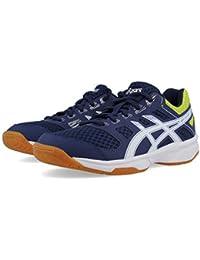 Asics Hallen-Schuh Gel-Flare 6 GS, Zapatos de Voleibol Unisex Niños