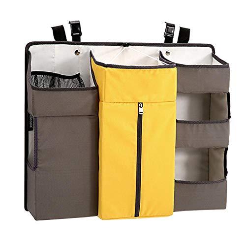 Unbekannt Per Aufbewahrungstasche Nacht Hängende Tasche Kindergarten Organizer Pouch Paket Tasche Hängen Wickeltasche Home Organizer Multifunktionale Nachttisch