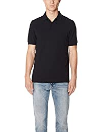 Fred Perry Twin Tipped Polo Shirt in Black Black
