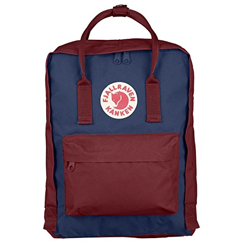 Fjallraven Kanken Classic Backpack Royal Blue / Ox Red
