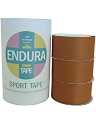Pack Endura Sport Tape de 38 mm 3 ROLLOS