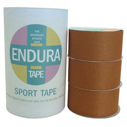 Pack Endura Sport Tape de 38 mm 3 ROLLOS