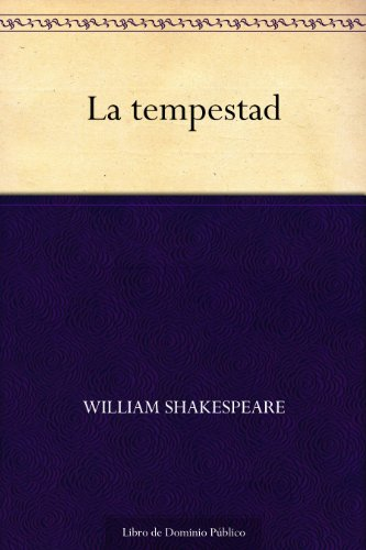 La tempestad por William Shakespeare