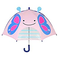 Skip Hop Zoo-brella Little Kid Umbrella (Butterfly)
