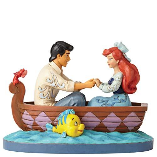 Disney Traditions - Figura Decorativa Esperando un Beso.