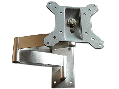 DRALL INSTRUMENTS TV Monitor Wandhalterung 2-Arm-Gelenkhalterung für (10' - 31' Zoll) VESA 100 75 50 LED LCD PC Modell: L69
