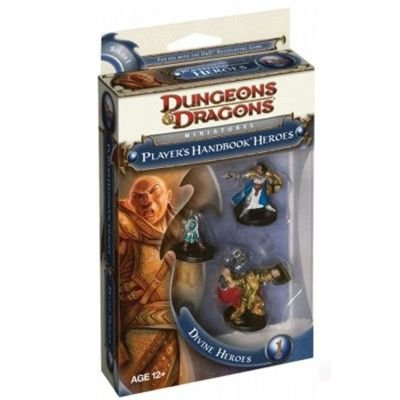 Wizards of the Coast 25054 - Dungeons und Dragons Divine Heroes I