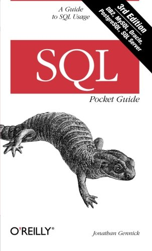SQL Pocket Guide (Pocket Guides) por Jonathan Gennick
