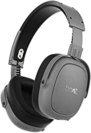 boAt Nirvanaa 715 ANC Active Noise Cancellation Headphones (Silver Blaze)