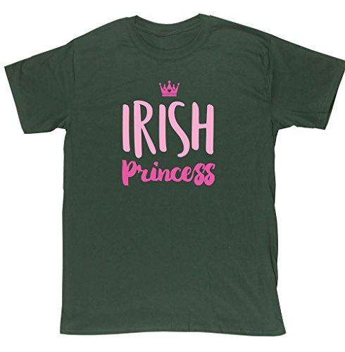 hippowarehouse-irish-princess-unisex-short-sleeve-t-shirt